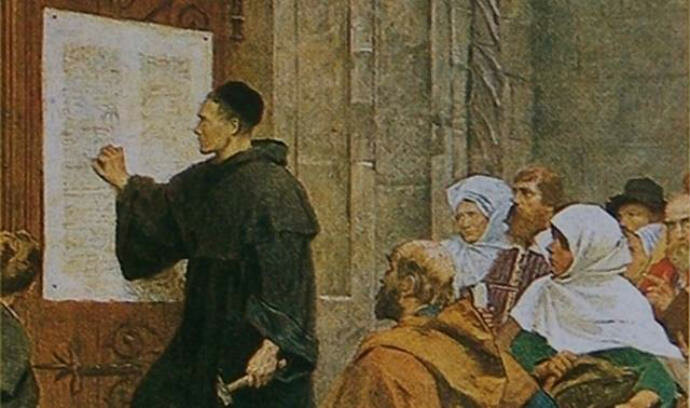 Remembering the 500th Anniversary of the Protestant Reformation