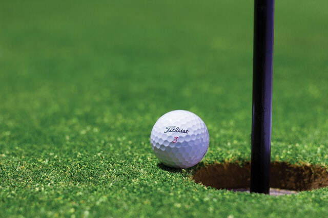The Pastor's Masters Golf Missions Fundraiser