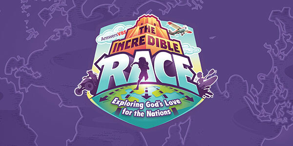 Vacation Bible School: The Incredible Race