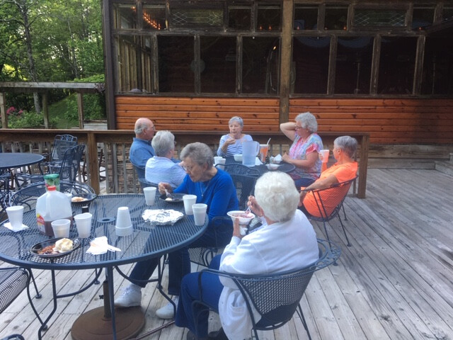 Senior Adult Ministry - Covered Dish Picnic - Jun 22 2019 11:30 AM