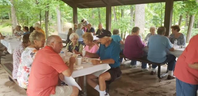Senior Adult Luncheon - Feb 9 2020