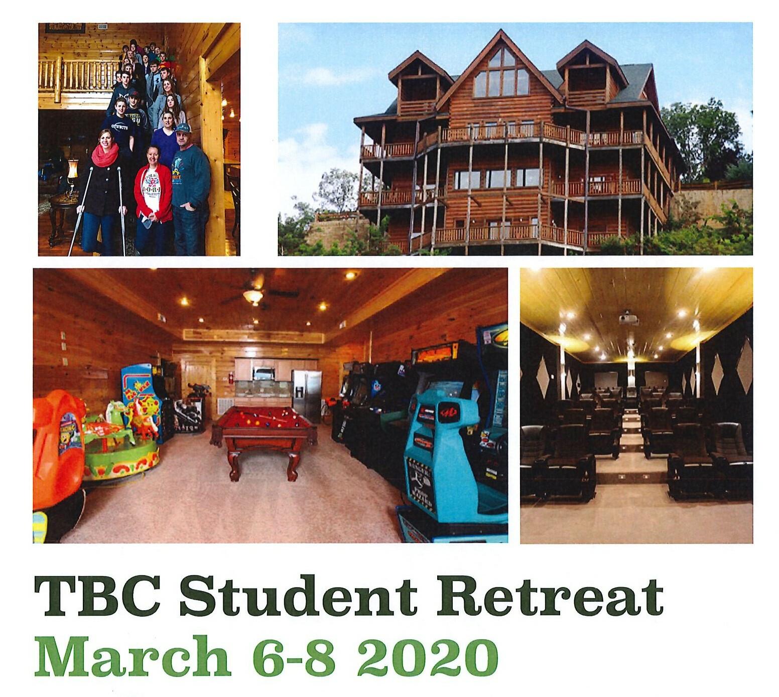 TBC Student Retreat