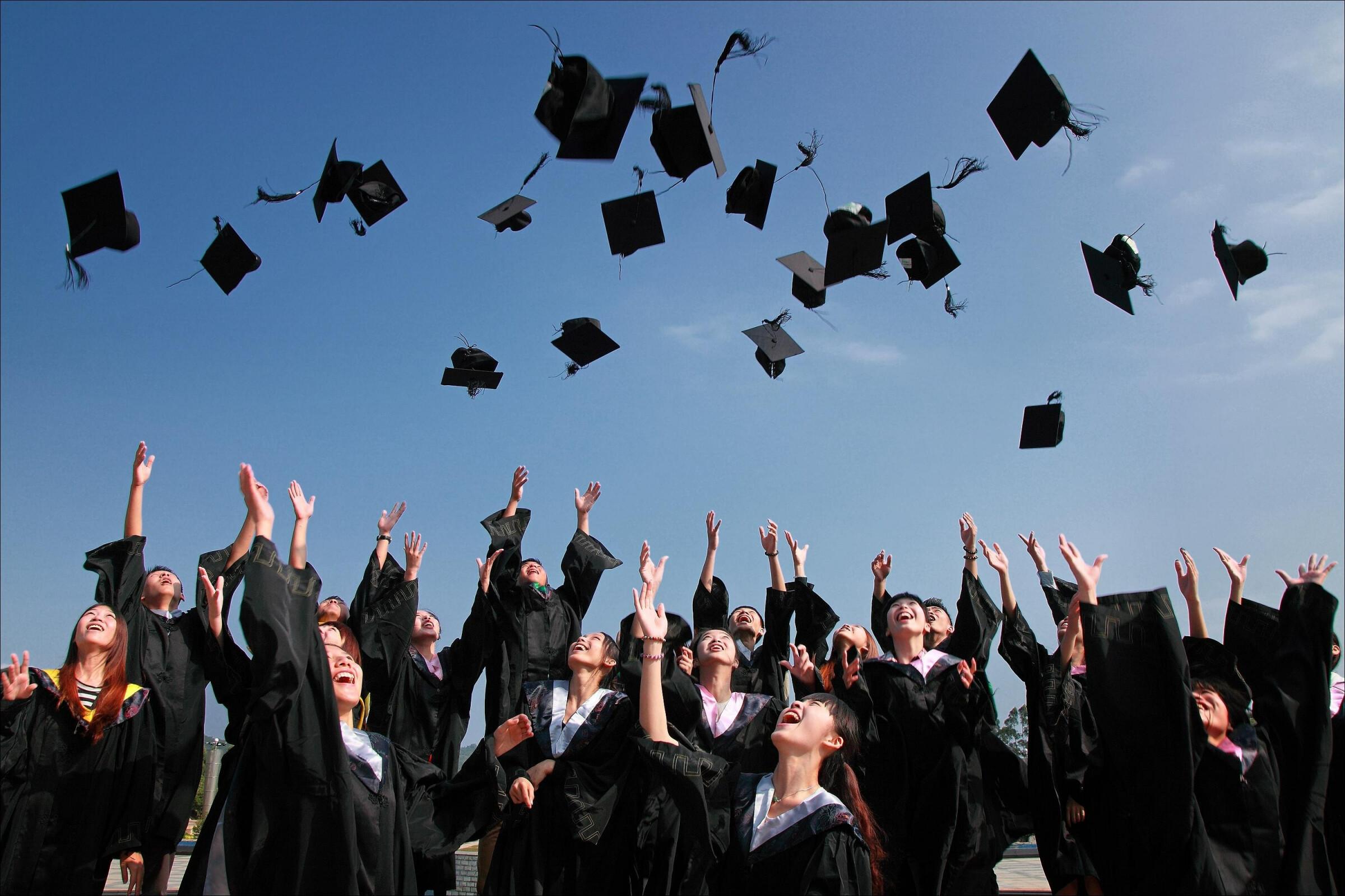 Honoring Graduates Sunday  - May 29 2020