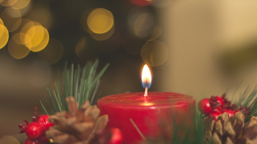 Christmas Eve Candlelight and Communion Services